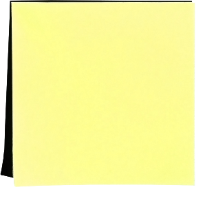 sticker yellow-small